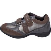 Sapatos Rapariga Sapatilhas Stonefly Sneakers BK32 Cinza