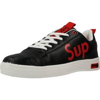 Sapatos Homem Sapatilhas Supreme 027002 Preto