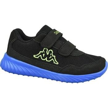 Sapatos Criança Sapatilhas Kappa Cracker II BC K Preto,Azul