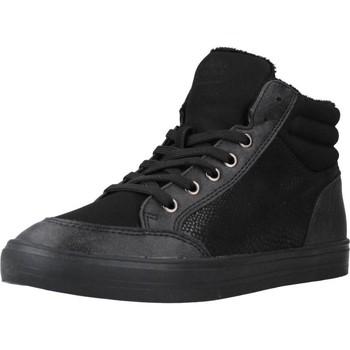 Sapatos Mulher Sapatilhas de cano-alto Sprox 275638 Preto