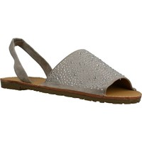 Sapatos Mulher Sandálias Sprox 280723 Cinza
