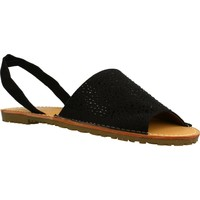 Sapatos Mulher Sandálias Sprox 282289 Preto
