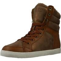Sapatos Mulher Sapatilhas de cano-alto Sprox 285288 Marron