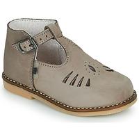 Sapatos Rapariga Sapatilhas de cano-alto Little Mary SURPRISE Cinza