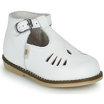 Sapatos Rapariga Sapatilhas de cano-alto Little Mary SURPRISE Branco