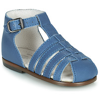Sapatos Rapariga Sandálias Little Mary JULES Azul