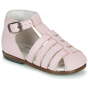 Sapatos Rapariga Sandálias Little Mary JULES Rosa
