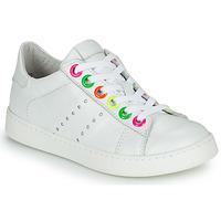 Sapatos Rapariga Sapatilhas Little Mary LAURENE Branco