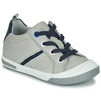 Sapatos Rapaz Sapatilhas Little Mary LOGAN Cinza