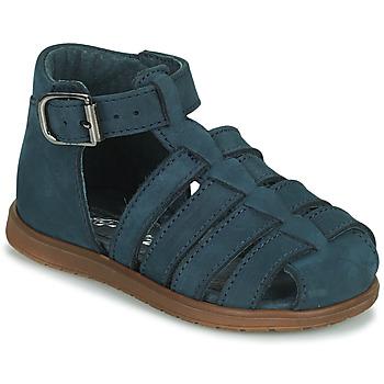 Sapatos Rapaz Sandálias Little Mary LIXY Azul
