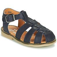 Sapatos Rapaz Sandálias Little Mary BREHAT Azul