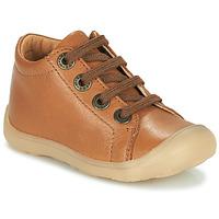 Sapatos Criança Sapatilhas de cano-alto Little Mary GOOD Castanho