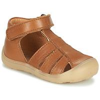 Sapatos Criança Sandálias Little Mary LETTY Castanho