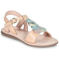 Sapatos Rapariga Sandálias Little Mary MARIETTE Ouro