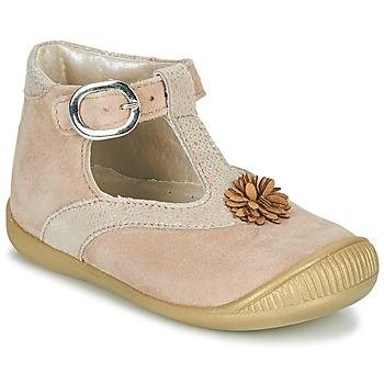 Sapatos Rapariga Sandálias Little Mary GENTIANE Bege