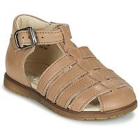 Sapatos Criança Sandálias Little Mary LIXY Castanho