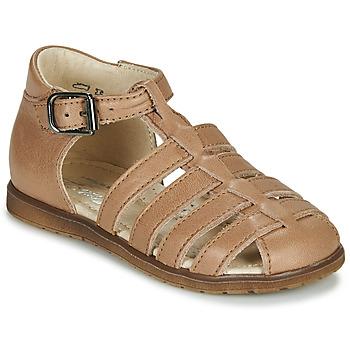 Sapatos Criança Sandálias Little Mary LIXY Bege