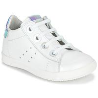 Sapatos Rapariga Sapatilhas Little Mary DOROTHE Branco