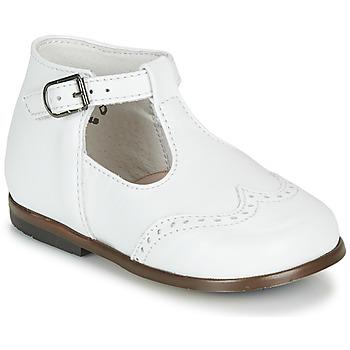 Sapatos Criança Sandálias Little Mary FRANCOIS Branco
