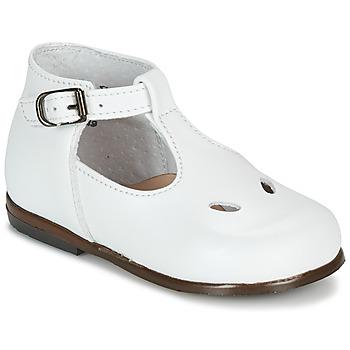 Sapatos Rapaz Sandálias Little Mary MAX Branco