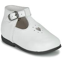 Sapatos Rapariga Sandálias Little Mary NANNY SP Branco