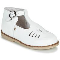 Sapatos Criança Sandálias Little Mary SURPRISE Branco