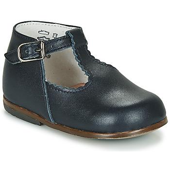 Sapatos Rapariga Sandálias Little Mary BASTILLE Azul