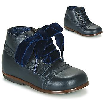 Sapatos Rapariga Botas baixas Little Mary FAVORITE Marinho