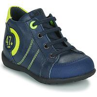 Sapatos Rapaz Botas baixas Little Mary FELIX Marinho