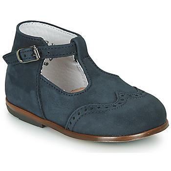 Sapatos Criança Sandálias Little Mary FRANCOIS Marinho
