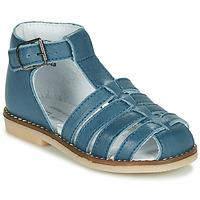Sapatos Criança Sandálias Little Mary JOYEUX Azul