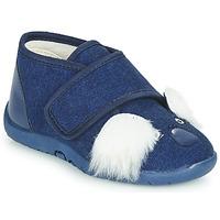 Sapatos Criança Chinelos Little Mary KOALAVELCRO Azul