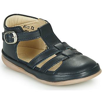 Sapatos Criança Sandálias Little Mary LAIBA Azul