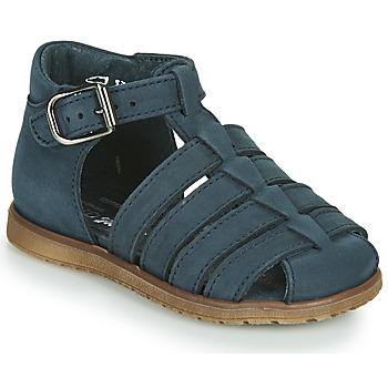 Sapatos Criança Sandálias Little Mary LIXY Azul