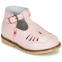Sapatos Criança Sandálias Little Mary SURPRISE Rosa