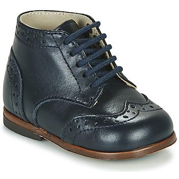 Sapatos Rapaz Botas baixas Little Mary LORD Marinho