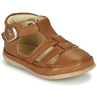 Sapatos Criança Sandálias Little Mary LAIBA Castanho