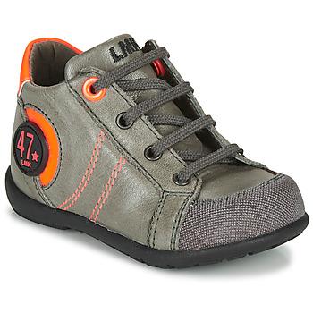 Sapatos Rapaz Botas baixas Little Mary FELIX Cinza