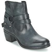 Sapatos Mulher Botins Dream in Green WADJI Carvão