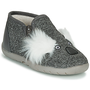 Sapatos Criança Chinelos Little Mary KOALAZIP Cinza