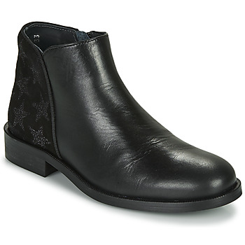 Sapatos Rapariga Botas baixas Little Mary CAMERON Preto