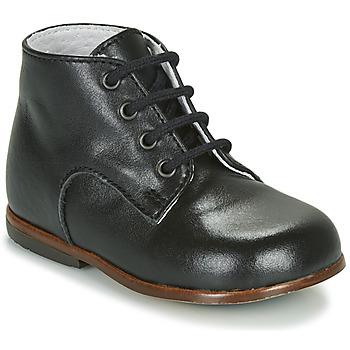 Sapatos Criança Botas baixas Little Mary MILOTO Preto