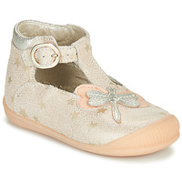 Sapatos Rapariga Sandálias Little Mary GLYCINE Cru