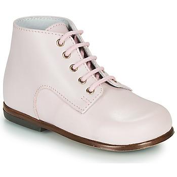 Sapatos Criança Botas baixas Little Mary MILOTO Rosa
