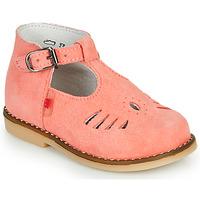 Sapatos Rapariga Sandálias Little Mary SURPRISE Rosa