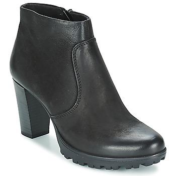 Sapatos Mulher Botas baixas Dream in Green ANDREY Preto
