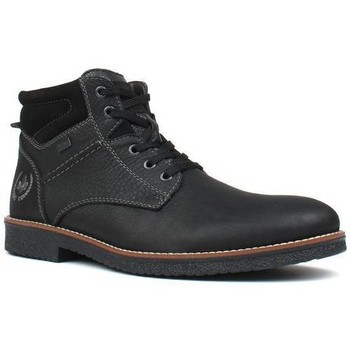Sapatos Homem Botas baixas Rieker Michigan Virage Boots Black