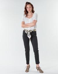 Textil Mulher Calças Betty London NIAOUTE Preto