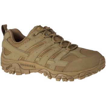 Sapatos Homem Sapatos de caminhada Merrell MOAB 2 Tactical Beige