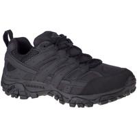 Sapatos Homem Sapatos de caminhada Merrell MOAB 2 Tactical Noir
